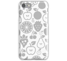 Fruit a background iPhone Case/Skin