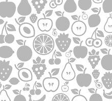 Fruit a background by Aleksander1