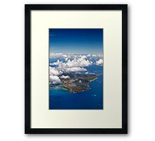 Koko Head, Hanauma Bay, Koko Crater Framed Print