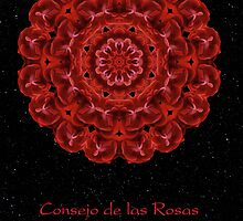 Consejo de las Rosas II by Karen Casey-Smith
