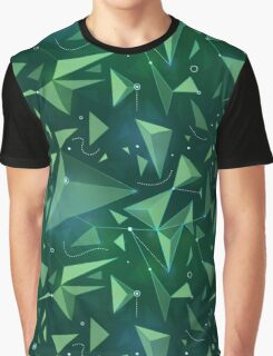 Green space map Graphic T-Shirt