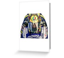 rossi 46 Greeting Card