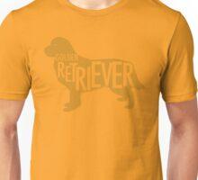 Golden Golden Retriever Unisex T-Shirt