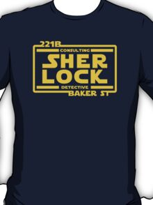 SHER LOCK T-Shirt