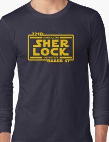 SHER LOCK Long Sleeve T-Shirt