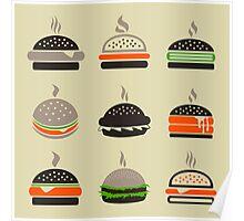 Hamburger2 Poster