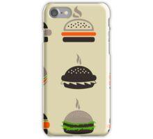 Hamburger2 iPhone Case/Skin