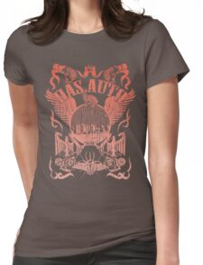 Volkswagen Tribute T-Shirt Womens Fitted T-Shirt