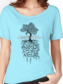 Creativity is Rooted In Nature Women's Relaxed Fit T-Shirt