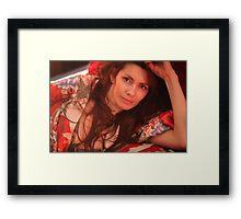 Tre Bella .  by André  Brown Sugar. 1 favoritings 156 views. thx! Framed Print