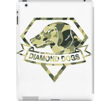 Diamond Camouflage iPad Case/Skin