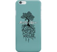 Creativity is Rooted In Nature iPhone Case/Skin