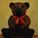 Christmas bear! by LifePictures