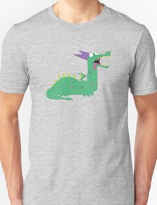 Crackles The Dragon T-Shirt