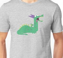 Crackles The Dragon Unisex T-Shirt