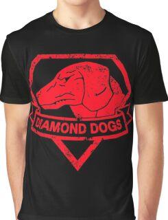 Diamond (Red) Graphic T-Shirt