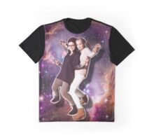 Shaysima Galaxy Graphic T-Shirt