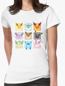Eeveelutions Grid2 T-Shirt