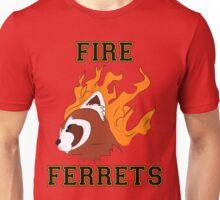 Fire Ferrets Unisex T-Shirt