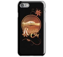 Lost My Heart In Republic City iPhone Case/Skin