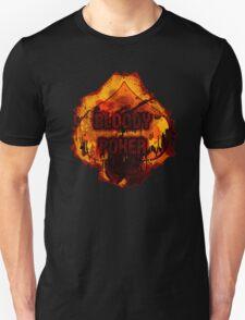 Bloody poker T-Shirt