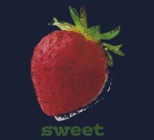 strawberry tee One Piece - Long Sleeve