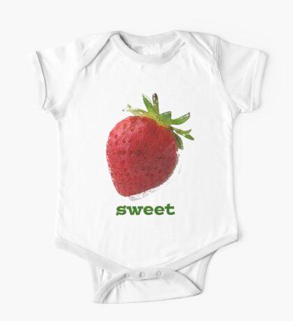 strawberry tee One Piece - Short Sleeve