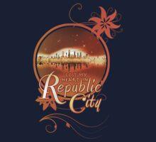 Lost My Heart In Republic City Kids Tee