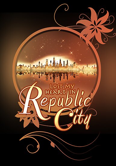 Lost My Heart In Republic City by a745