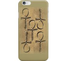 The Writing on the Wall... iPhone Case/Skin