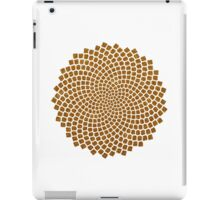 Sunflower Formation  iPad Case/Skin