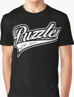Puzzles HIMYM Graphic T-Shirt