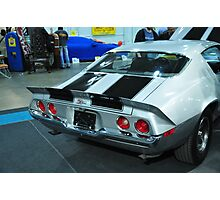 1970 Z28 the ZAPPER Photographic Print