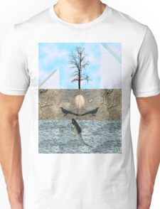 Sky, Earth & Water Unisex T-Shirt