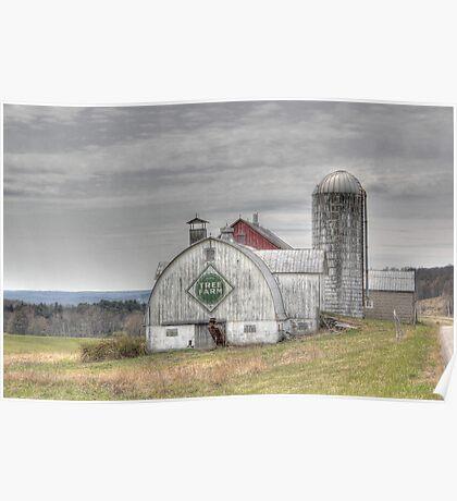American Tree Farm System Poster