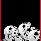 Skulls - 2 by cloz000