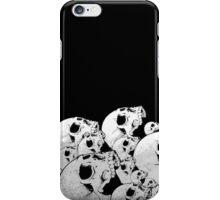 Skulls - 2 iPhone Case/Skin