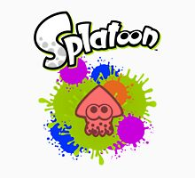 Splatoon Squid - Colour Red Unisex T-Shirt