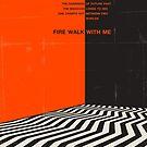 TWIN PEAKS: FIRE WALK WITH ME by JazzberryBlue