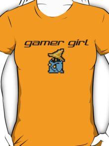 Gamer Girl - Final Fantasy Black Mage T-Shirt
