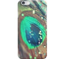 Peacock's Dream iPhone Case/Skin