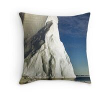 Magnificant Iceberg, Cape Roget, Antarctica Throw Pillow