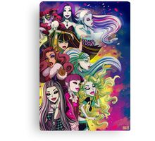 Monster High. Canvas Print