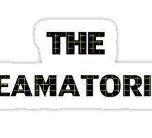 The Dreamatorium Sticker