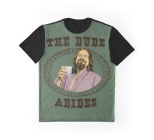 The dude abides. Graphic T-Shirt