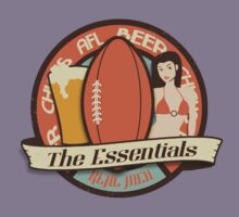 The Essentials - AFL by Benjamin Whealing