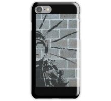 On the Wall iPhone Case/Skin