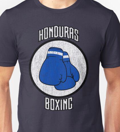 Honduras Boxing Unisex T-Shirt