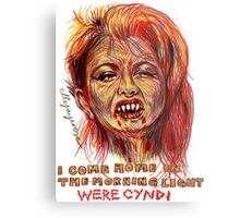 Were Cyndi Metal Print