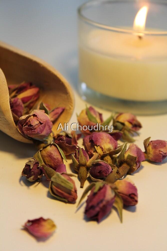 Rose Tea by AHakir